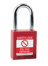 Lockout Padlocks - Keyed Different